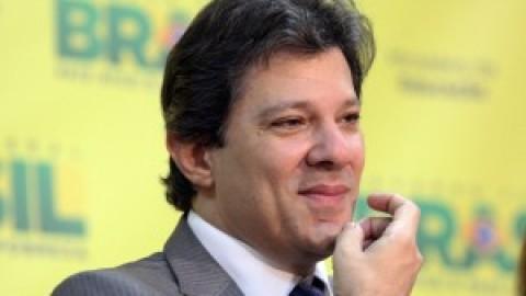 Fernando Haddad pensa que é prefeito de Nova York