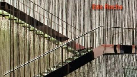 """Edo Rocha lança o livro """"Arte, Arquitetura e o Aço"""" e abre exposições"""