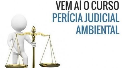 Curso Perícia Judicial Ambiental