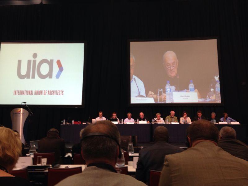 Assembleia Geral da UIA foto-2