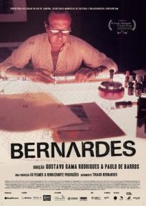 Capa documentario Sergio Bernardes