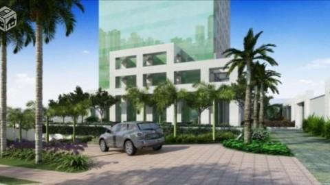 Empreendimento corporativo, em São José dos Campos, conta com nove elevadores Atlas Schindler.