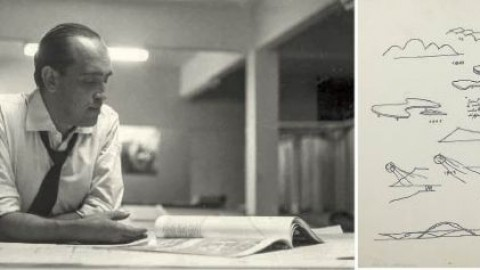 Traços de Niemeyer