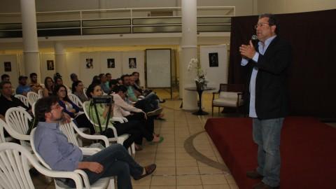 Semana Acadêmica da Unipar recebe conselheiros do CAU/PR