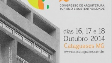 Cataguases sediará 2º Congresso de Arquitetura, Turismo e Sustentabilidade