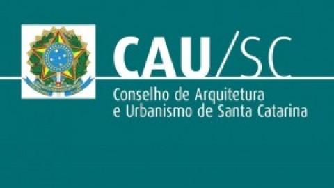 CAU/SC abre inscrições para homenagem de honra ao mérito