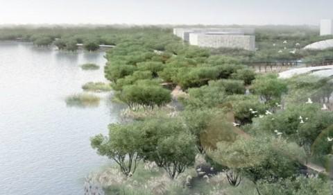 Pierre-André Martin defende paisagismo com funções ecológicas