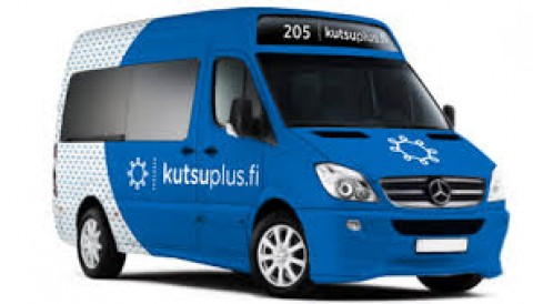 """Helsinque cria transporte público """"personalizado"""""""