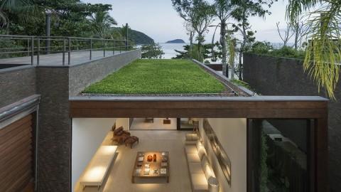 Vangoly Houses por Studio Arthur Casas