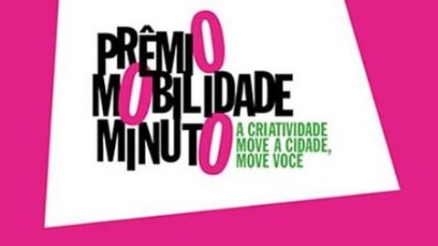 Prêmio Mobilidade Minuto é aberto a qualquer cidadão, entidade privada ou pública