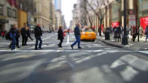 Uma cidade sem carros: A superação do domínio do automóvel em Nova Iorque