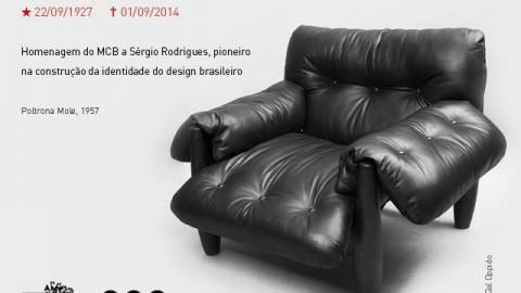 Sérgio Rodrigues (22/09/1927 – 1/09/2014)