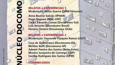 Encontro DOCOMOMO São Paulo 2014