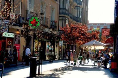 Em 2015 Madri restringirá o acesso de automóveis em 352 hectares de seu centro