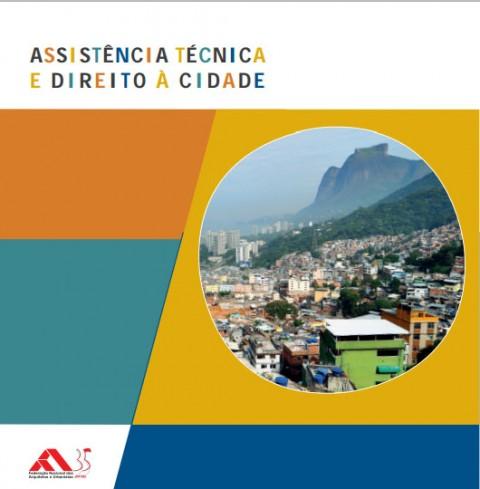 FNA e CAU/RJ lançam sexta-feira livro sobre assistência técnica