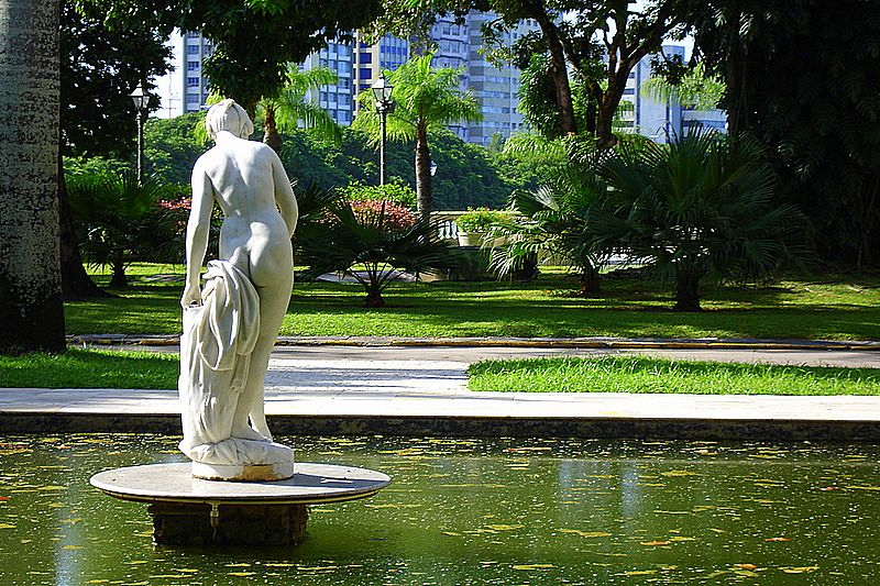 Jardim do Campo das Princesas