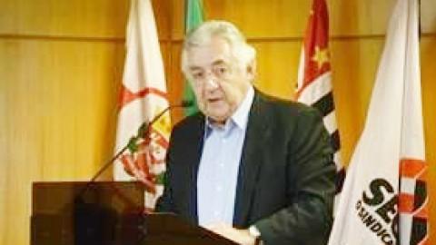 Nardelli participa da reunião do NAT do Secovi no dia 28/11, com a presença do Ministro Guilherme Afif