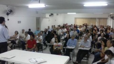 Oficinas de propostas da revisão participativa do Zoneamento realizadas neste sábado, dia 22, reúnem cerca de 300 pessoas