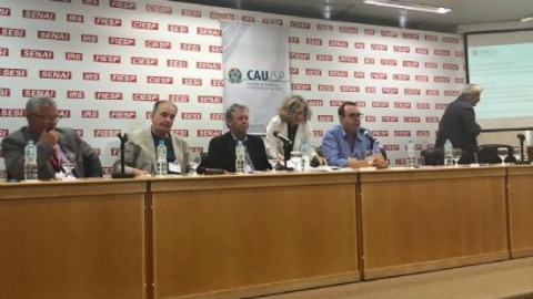 Eleição do novo presidente do CAU-SP
