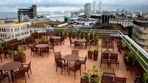 Telhado verde para combater ilhas de calor no Recife