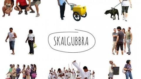SKALGUBBRA – escalas humanas legitimamente brasileiras