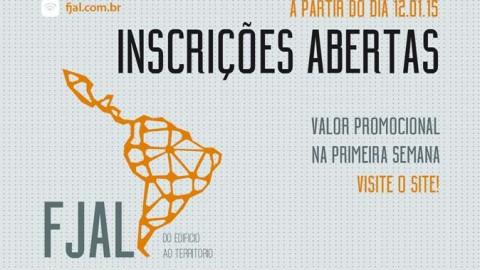 Fórum em Fortaleza reúne arquitetos e urbanistas jovens da América Latina