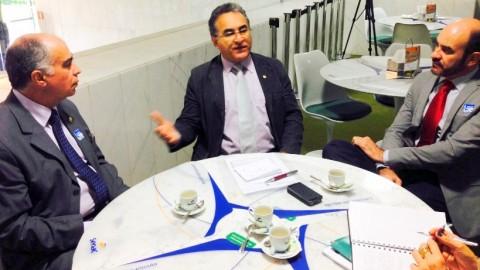 CAU/BR leva propostas ao arquiteto e deputado federal Edmilson Rodrigues