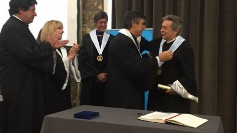Paulo Mendes da Rocha recebe título de doutor honoris causa em Lisboa