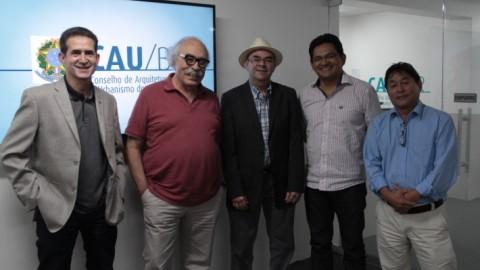 Comissão de Exercício Profissional promove encontro para ouvir CAU/UF