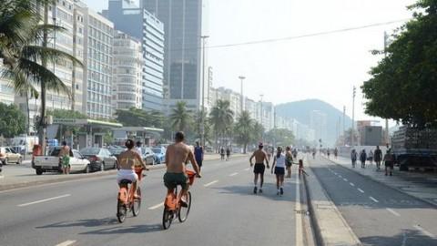 Suécia promove desafio em mobilidade no Rio de Janeiro