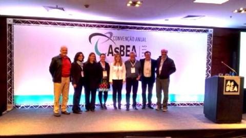 Miriam Addor Eleita primeira mulher presidente da AsBEA