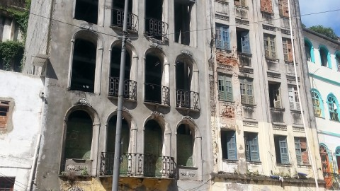 TV Globo e Folha divulgam denúncia de arquitetos sobre Centro Histórico de Salvador
