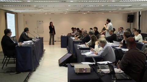 1º Encontro da COA reúne os CAU/UF para discutir Regimento Geral do CAU/BR