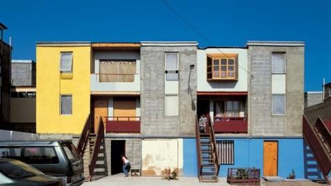 A arquitetura precisa de consciência social
