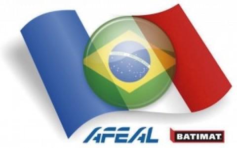 Delegação AFEAL na BATIMAT 2015