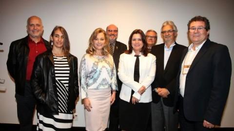 Cerimônia de Posse da nova Diretoria AsBEA, biênio 2015-2017
