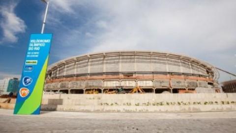 Prefeitura do Rio de Janeiro aprova aditivo de R$ 24,8 milhões na obra do Velódromo Olímpico