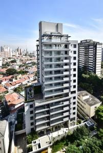 Edifício Medley, em São Paulo