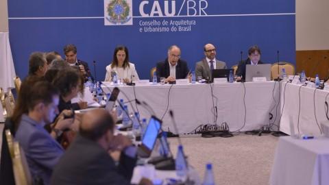 AO VIVO: CAU/BR elege comissões e apresenta Carta de Serviços ao Cidadão