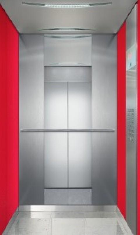 Atlas Schindler inova mais uma vez e torna possível a completa personalização dos elevadores
