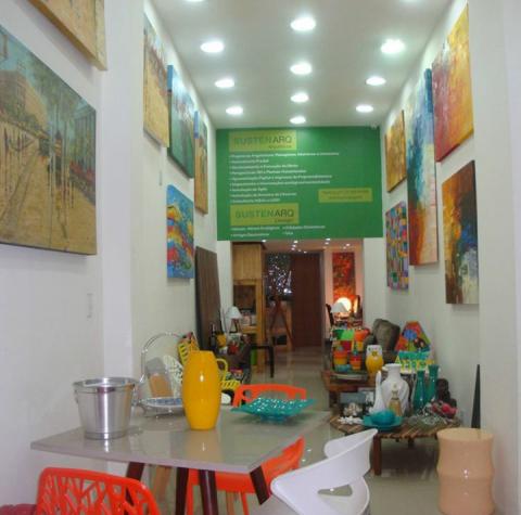 SustenArq amplia gama de serviços e produtos para empresas e residências