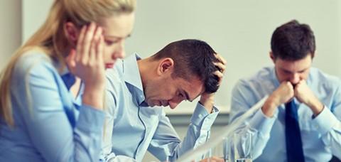 Ambiente de trabalho negativo pode causar doenças e ansiedade