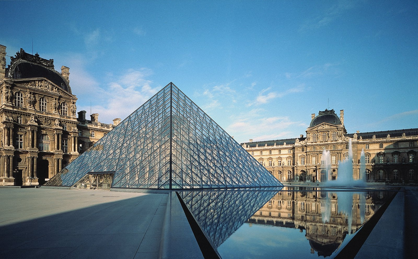 Louvre. cred.foto Pei Cobb Freed & Partners.