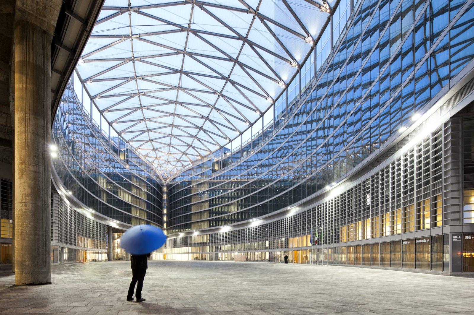 Palazzo Lombardia _ Pei Cobb Freed & Partners