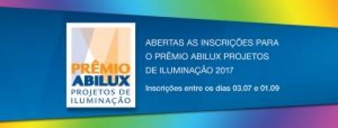Prêmio Abilux Projetos de Iluminação 2017