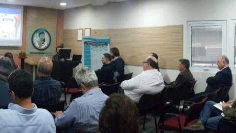 Reuniões itinerantes integram entidades