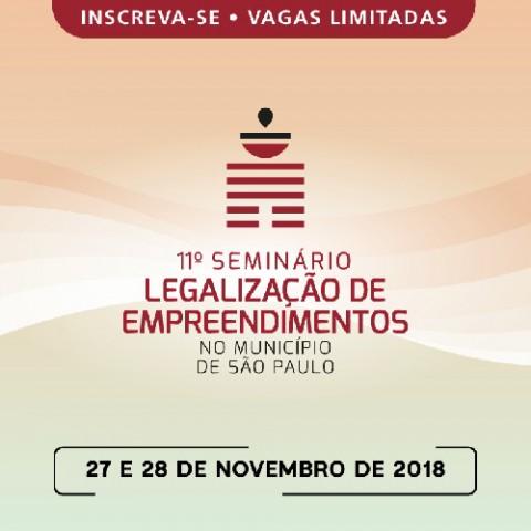 AsBEA Apoia – 11º Seminário Legalização de Empreendimentos no Município de São Paulo