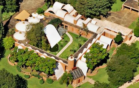 Residência de Padres Claretianos, obra prima da arquitetura brasileira, completa 35 anos de receber o Prêmio Rino Levi pelo IAB-SP