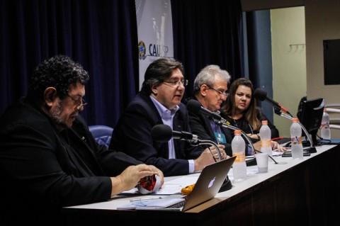 Seminário sintetiza contribuições de SP para diretrizes curriculares de Arquitetura e Urbanismo